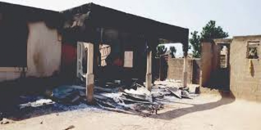 Six dead, houses burnt as Benue communities clash