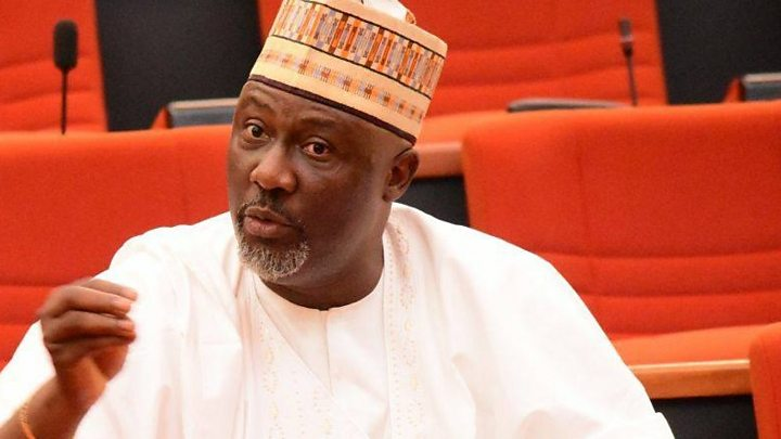 Court rejects Dino Melaye's suit against Infectious Disease Bill