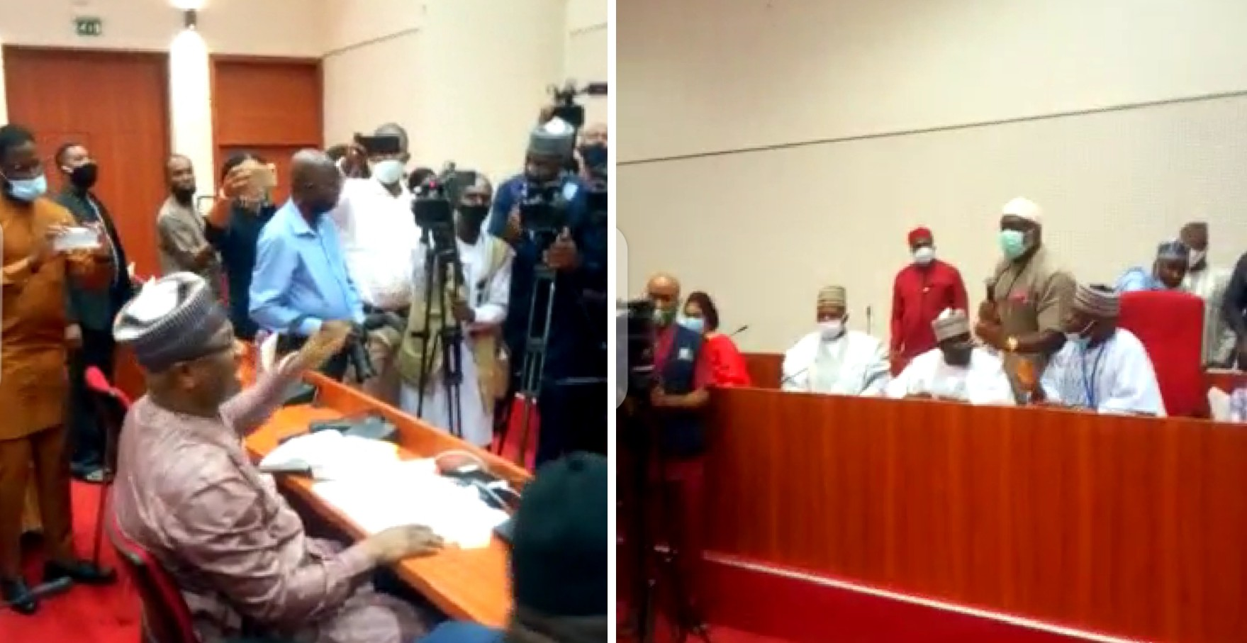 Festus Keyamo, lawmakers in shouting match over NDE recruitment