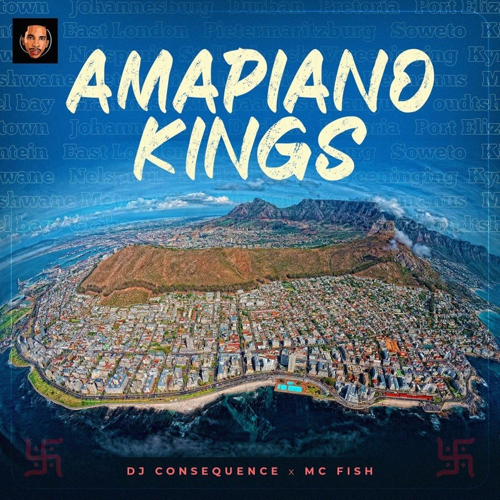 DJ Consequence Amapiano Kings