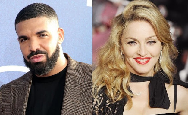 Drake beats Madonna's record for highest Top 10 hits in US chart