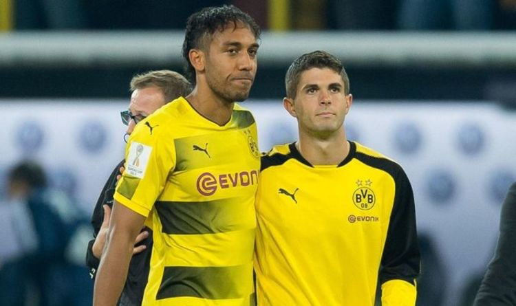 Christian Pulisic: friendly relationship with Aubameyang will be put on hold ahead of Arsenal vs Chelsea FA Cup final-TopNaija.ng