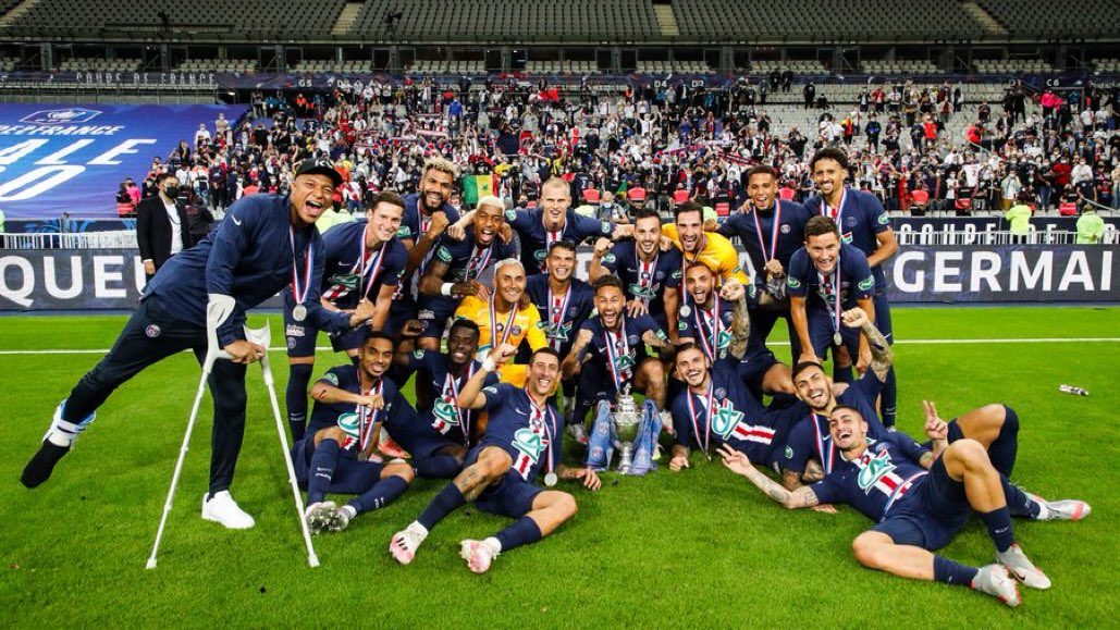How Neymar's secured Record French Cup Title for PSG topnaija.ng