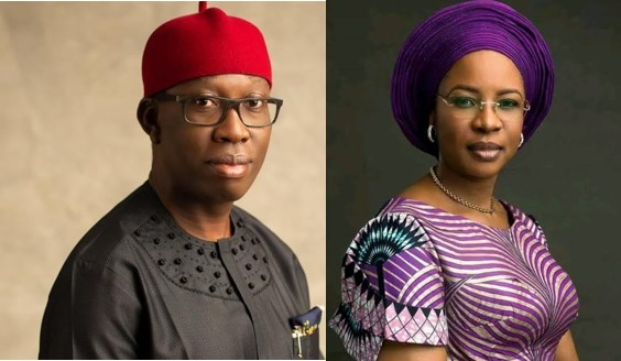 Delta state Governor, wife test positive for Coronavirus