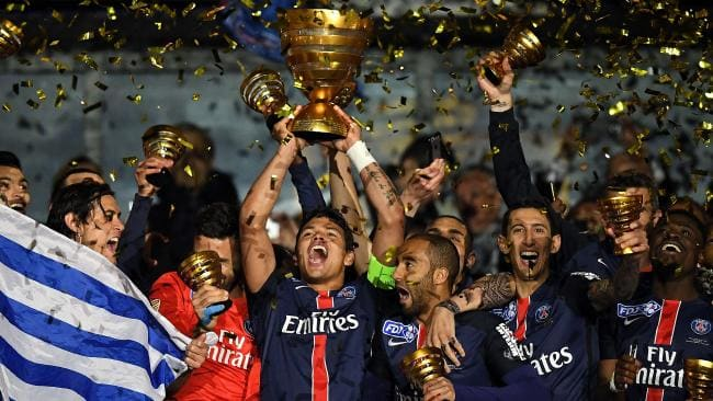 PSG win French League Cup topnaija.ng