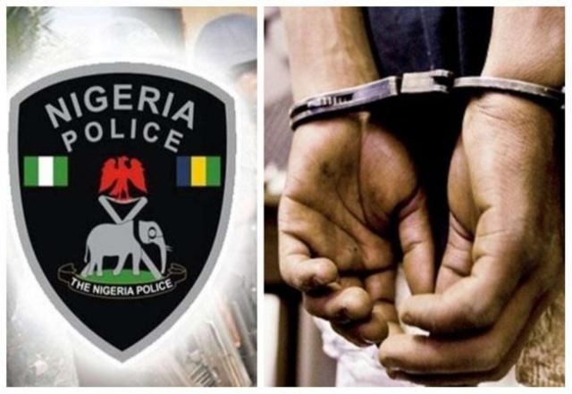 Police arrest bank driver over robbery attack in Delta-TopNaija.ng