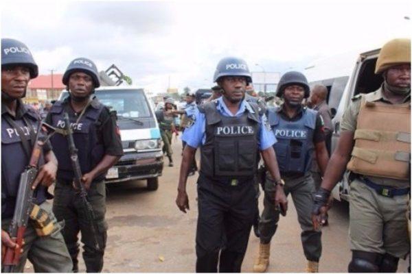 Abia police arrests alleged killer cop topnaija.ng