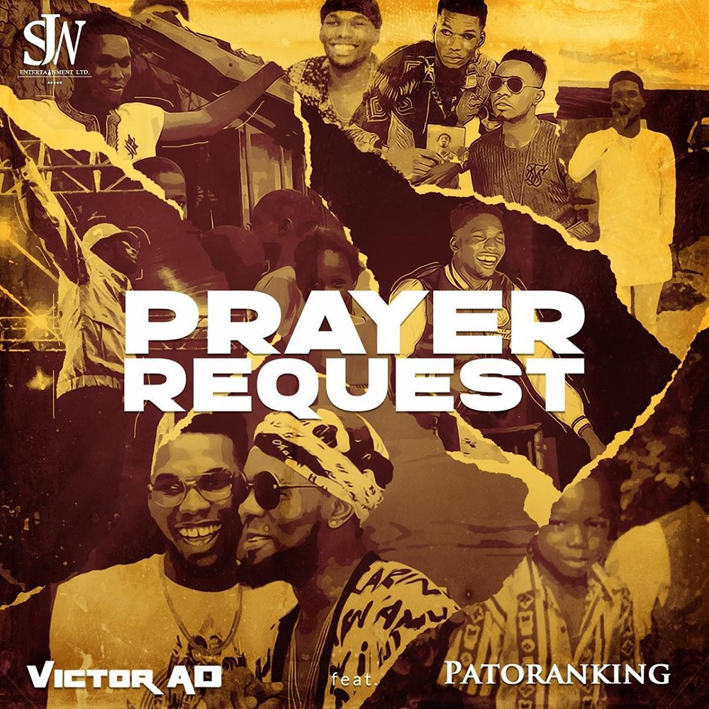 Victor AD Prayer Request