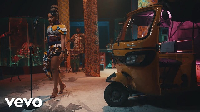Yemi Alade Poverty video