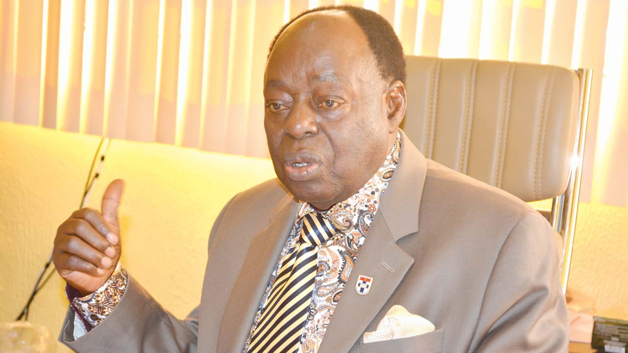 Why rapists should be castrated - Afe Babalola