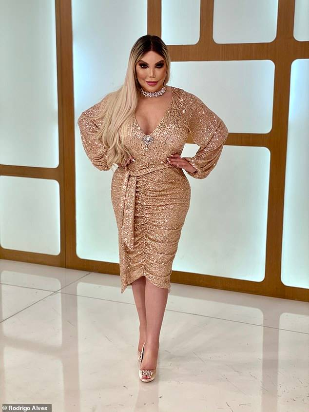 Inow have 'JLO butt' and 'Kim Kardashian hips' - Transgender Surgery addict