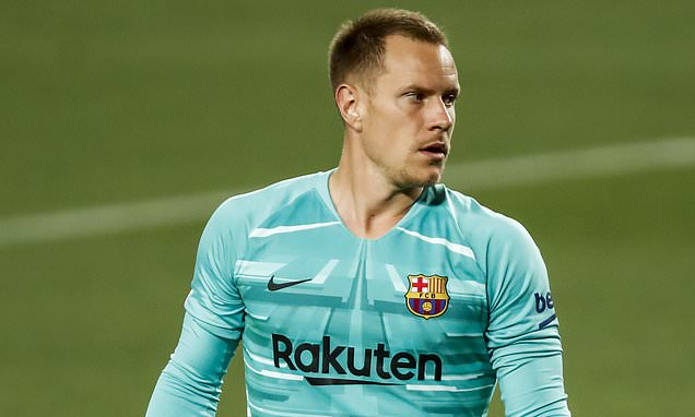 Transfer: Chelsea 'make offer for Barcelona goalkeeper Marc-Andre ter Stegen'-TopNaija.ng