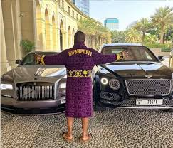 Hushpuppi denied bail, lawyer insists influencing paid for his luxury lifestyle