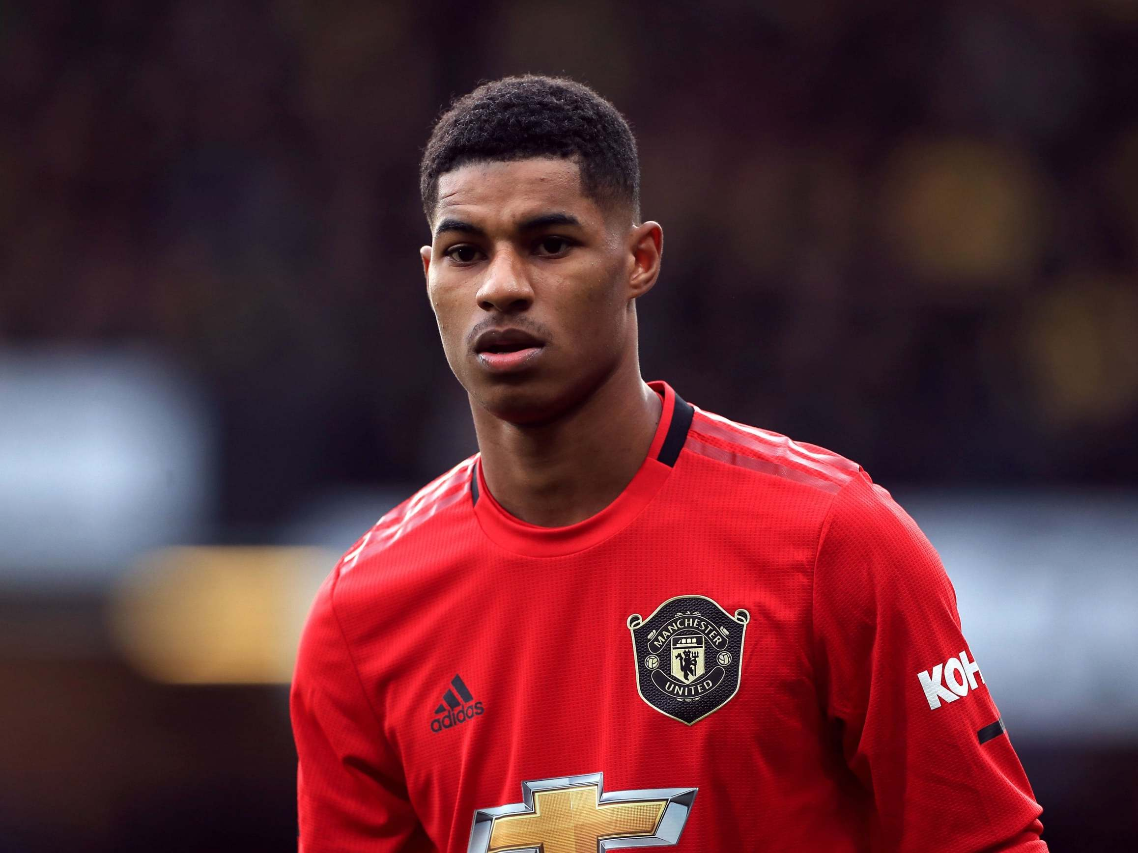 Rashford becomes youngest recipient of honorary degree from University of Manchester