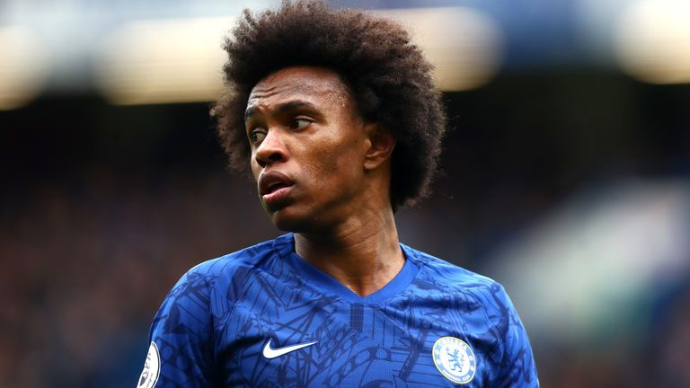 Transfer: Chelsea, Barcelona and Inter Miami make contract offers to Willian-TopNaija.ng