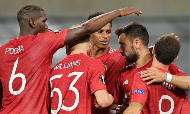 Man Utd 1-0 Copenhagen EXTRA TIME: Goals, Score and Europa League, Bruno Fernandes penalty