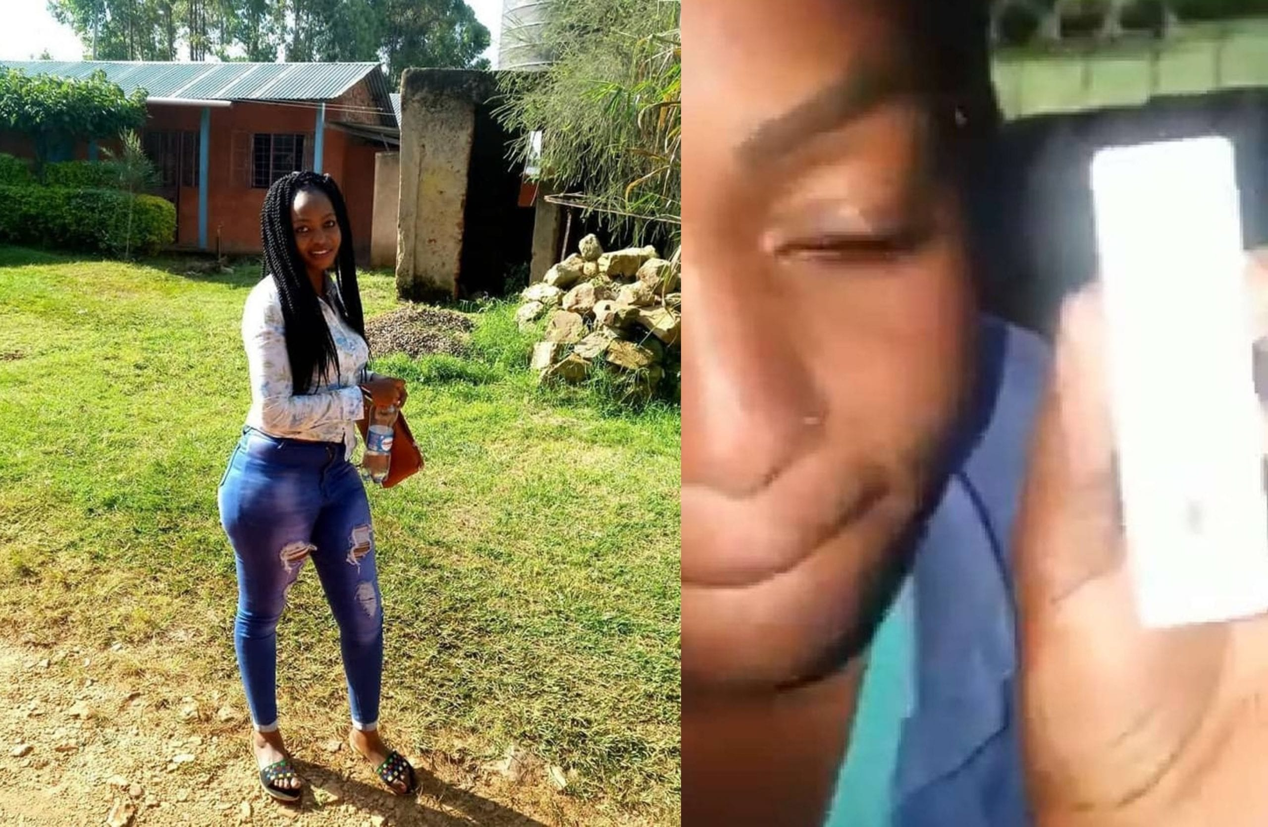 Kenyan lady confesses to infecting men with HIV😲||Begs for
