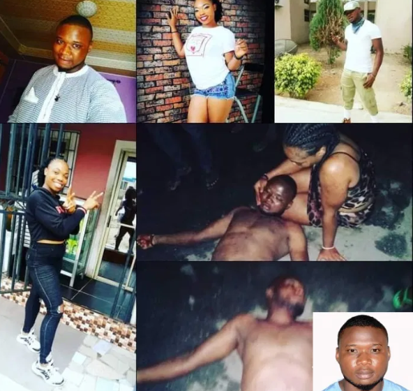 How 24-yr-old lady stabbed boyfriend to death over cheating in Lagos