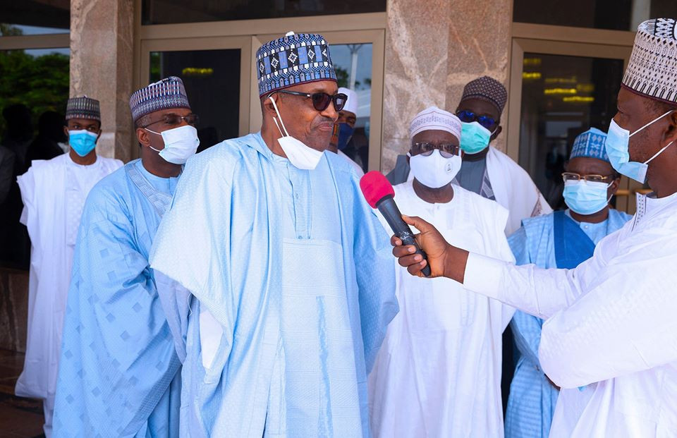 Nigerians know we have done our best - President Buhari