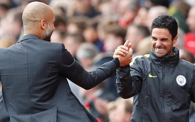 How Arteta dedicated Arsenal's FA Cup win to Guardiola-TopNaija.ng