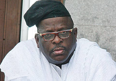 Nigerian Senator and former lawmaker Buruji Kashamu, is dead.