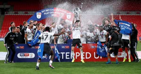 How Fulham got promoted to Premier League after victory over Brentford in the playoff final-TopNaija.ng