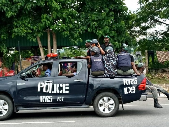 How police arrested suspected armed robbers terrorising Ogbomoso residents-TopNaija.ng