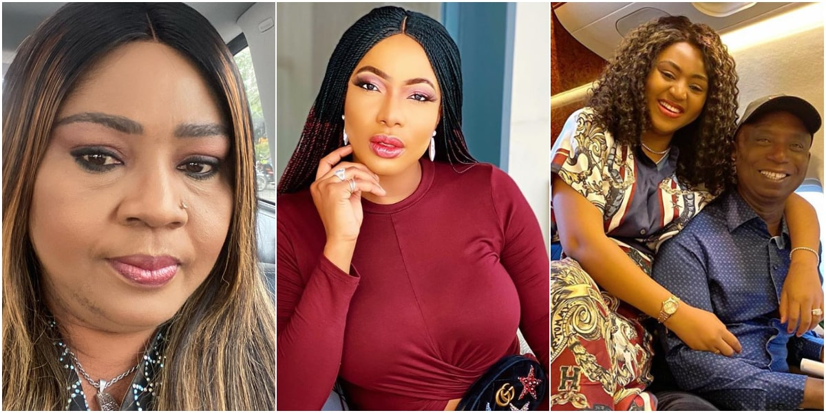 Regina Daniels mother vows to go spiritual with Chika Ike