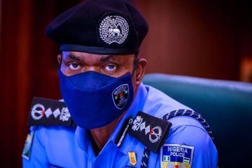 Inspector-General of Police, Mohammed Adamu IGP topnaija