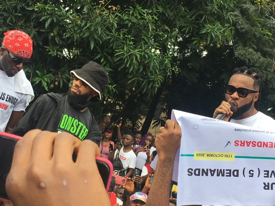Phyno Flavour endsars