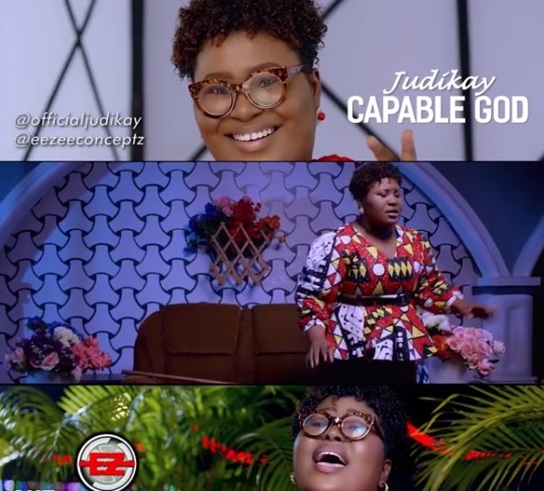 [Video] Capable God – Judikay-TopNaija.ng
