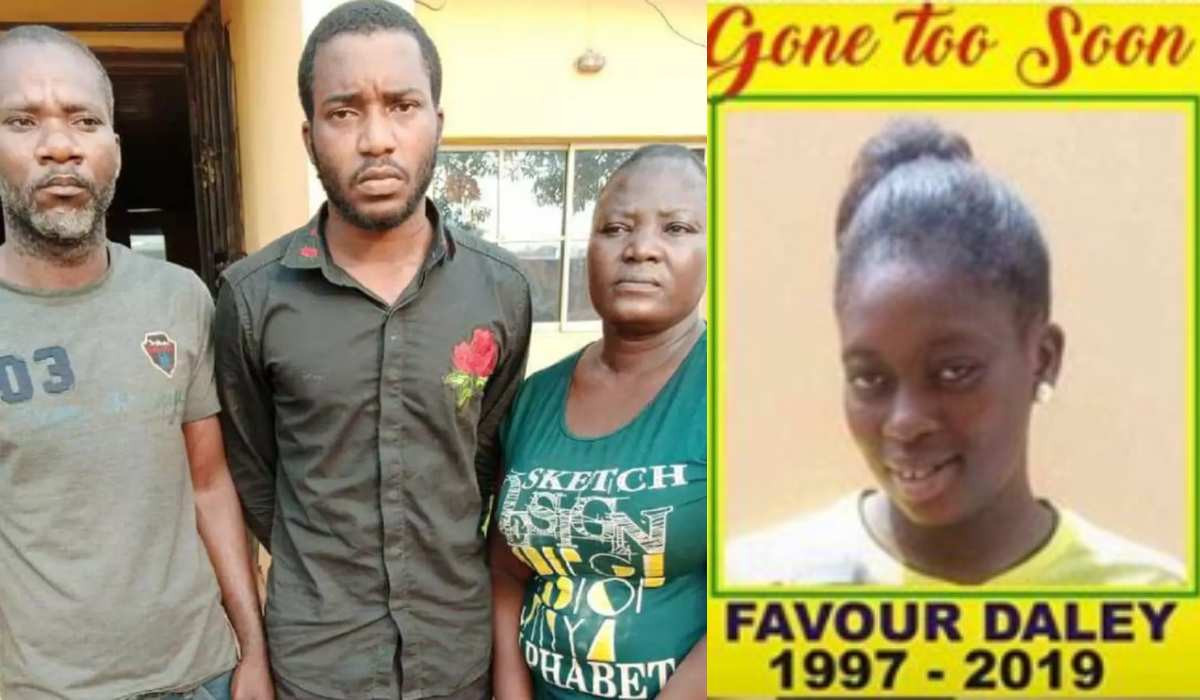 How Court remanded prophet, mother and son for allegedly killing 400 level LASU student -TopNaija.ng