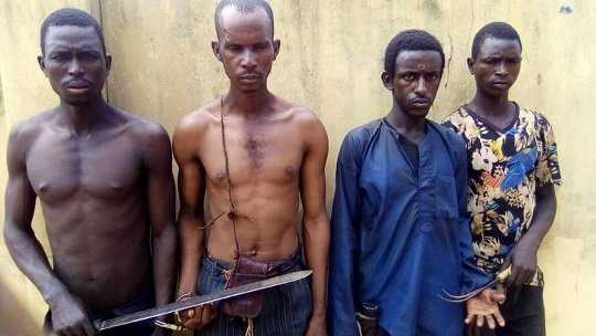 Ogun State: Robbers arrested after invading church during vigil -TopNaija.ng