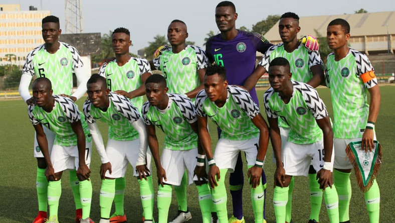 Nigeria's Flying Eagles