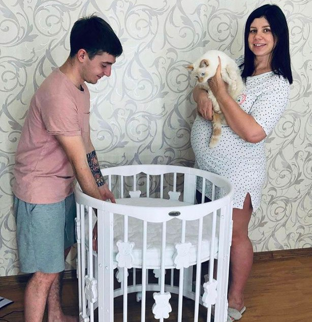 35-year-old Russian woman abandons husband for her stepson-TopNaija.ng