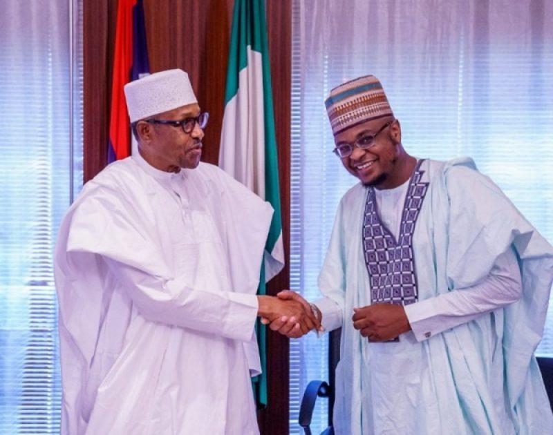 Pantami present as President Buhari chaired FEC meeting after UK trip
