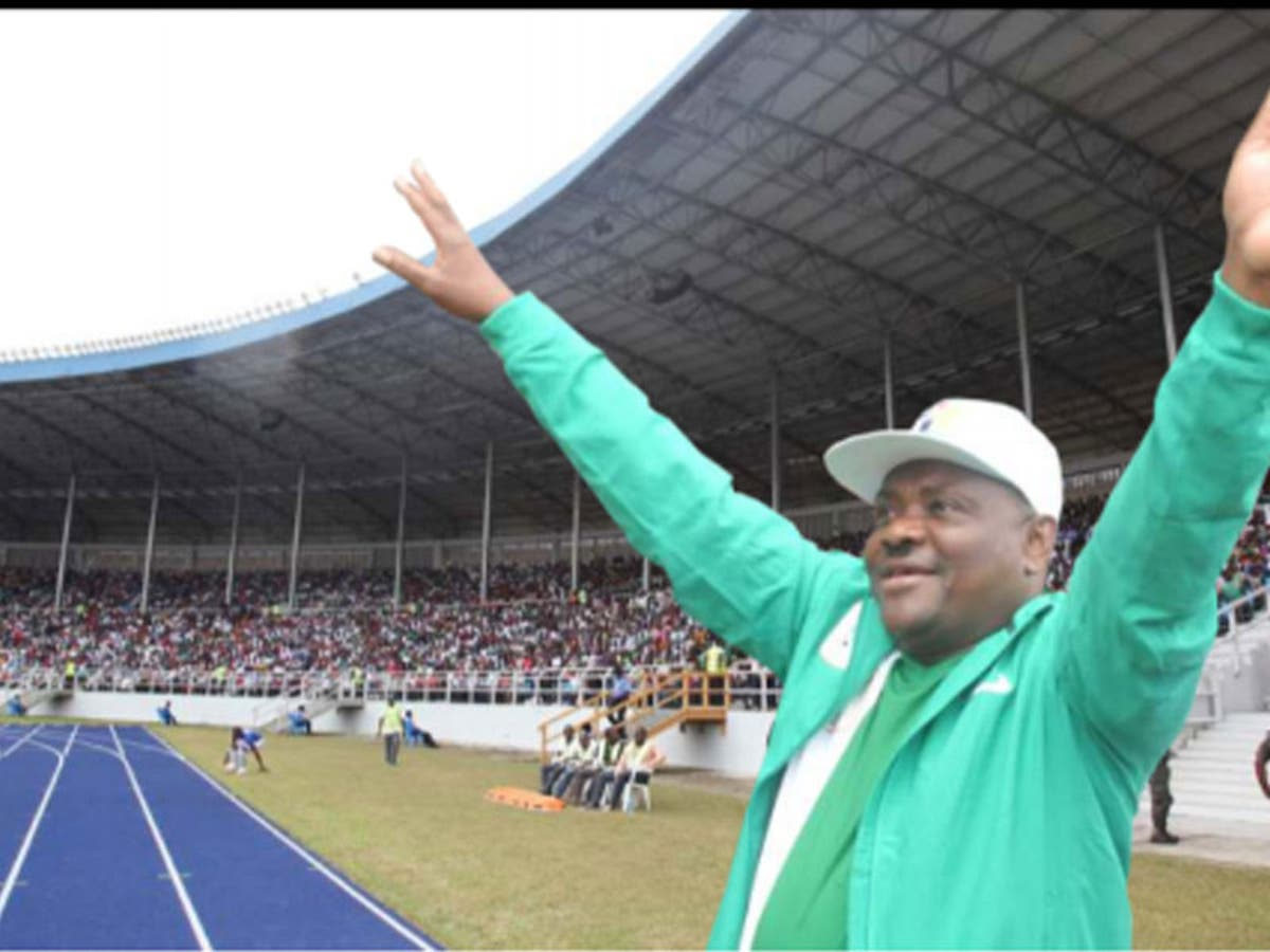 Nyesom Wike Rivers United