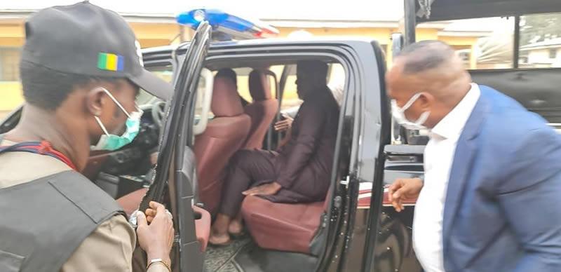 Okorocha arrested topnaija.ng