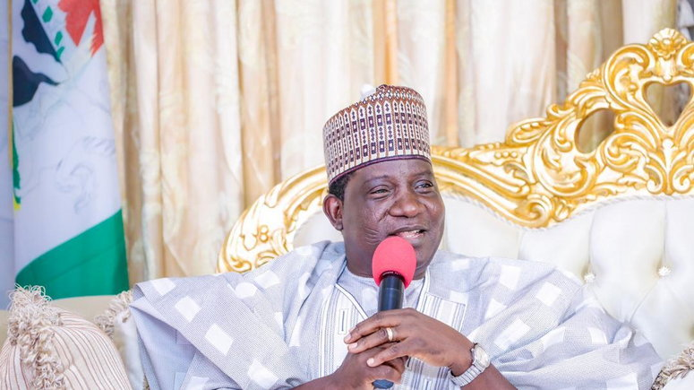 Plateau Government to partner with NAPTIP against trafficking: Lalong Top Naija