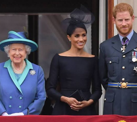 Prince Harry and Meghan Markle reacts to losing their honorary roles