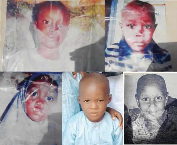 Tears as 6 children go missing in Lagos community