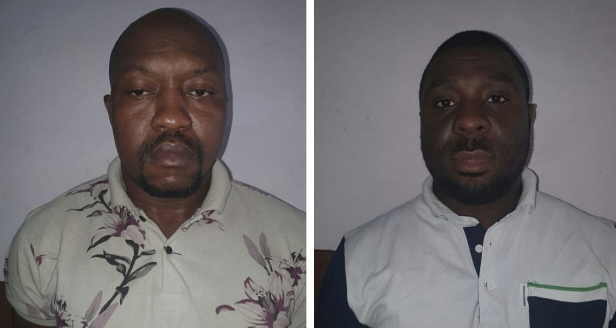 Police in India arrested two Nigerian nationals with drugs worth over N2m-TopNaija.ng
