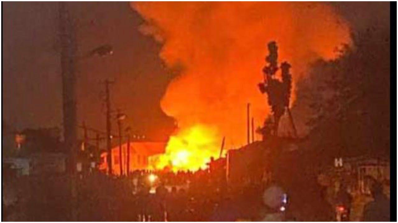 Residents panic as fire razes community, destroys farm produce, valuables in Yobe-TopNaija.ng