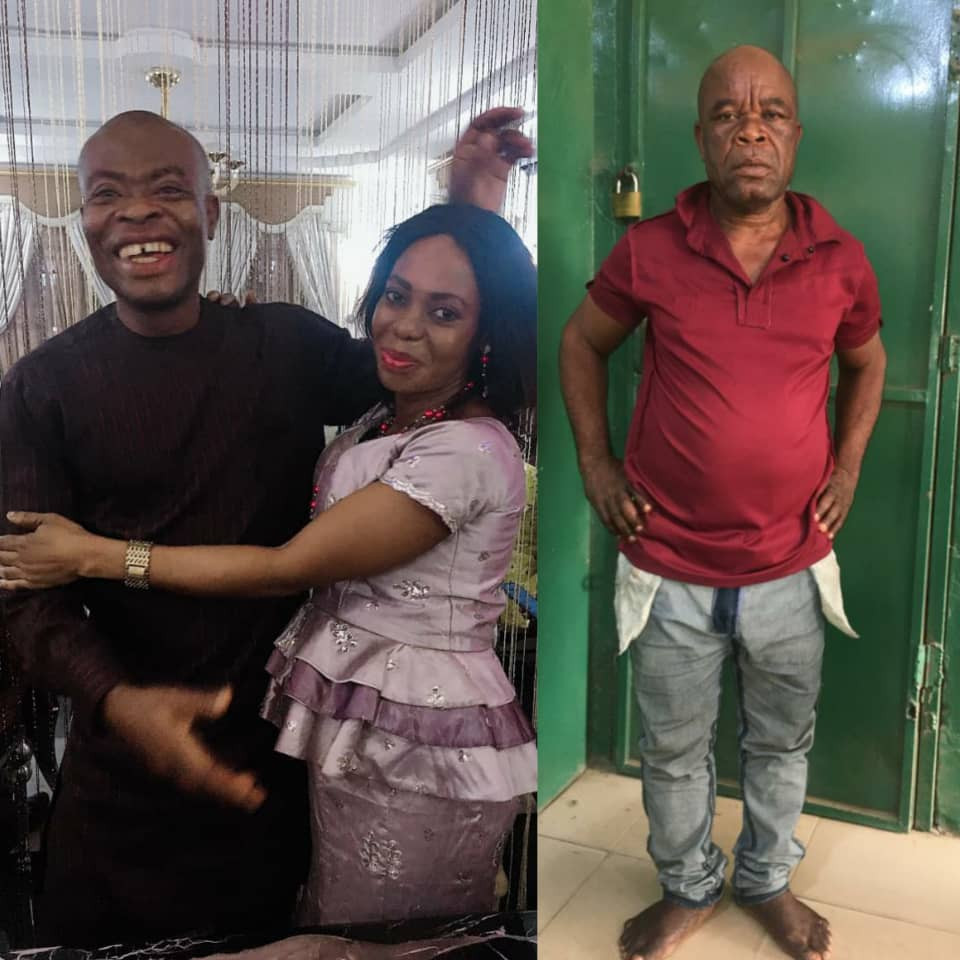 Police arrest 53-year-old man for allegedly stabbing neighbor to death in Lagos (photos)-TopNaija.ng