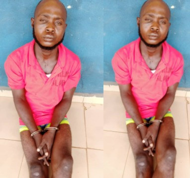 Police arrest man for killing another man who accused him of sleeping with a married woman-TopNaija.ng
