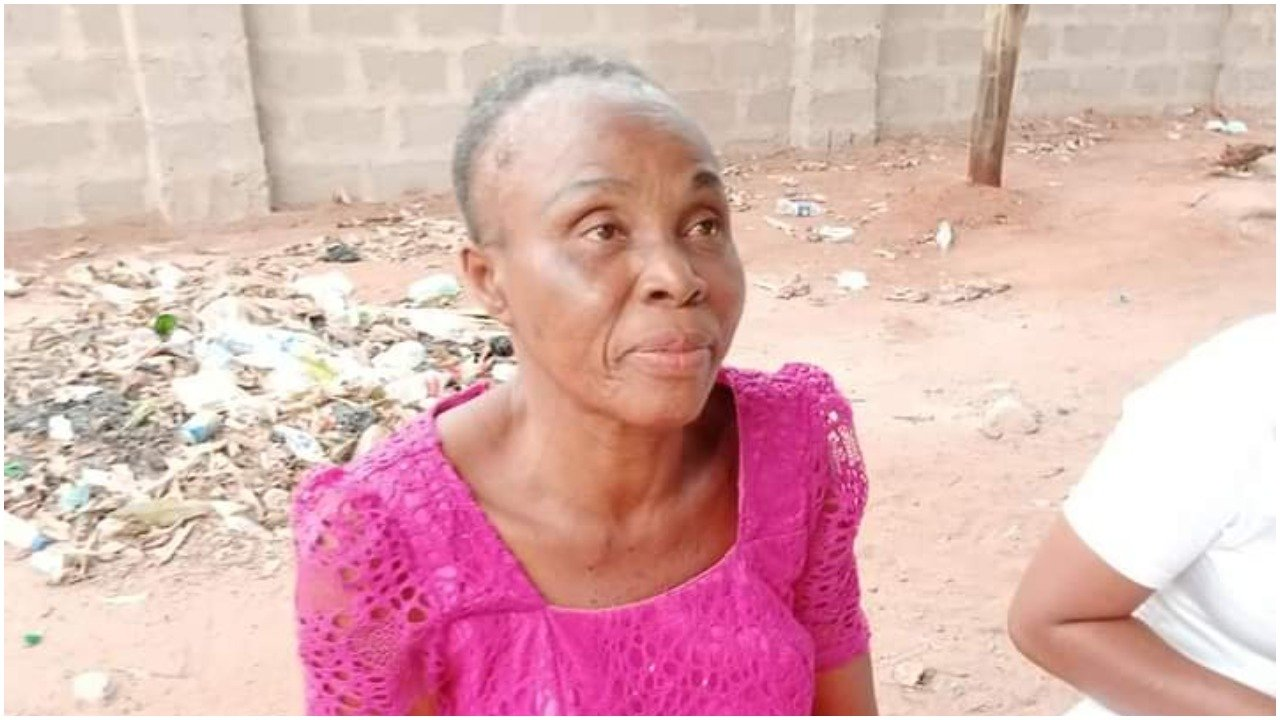 Two women arrested for allegedly pounding children to make 'charms' for politicians-TopNaija.ng