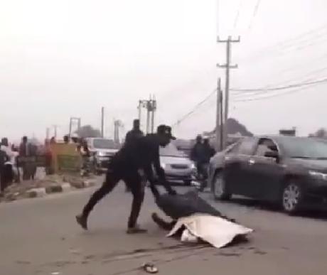 Nigerian man shot dead by suspected cultists in Delta-TopNaija.ng