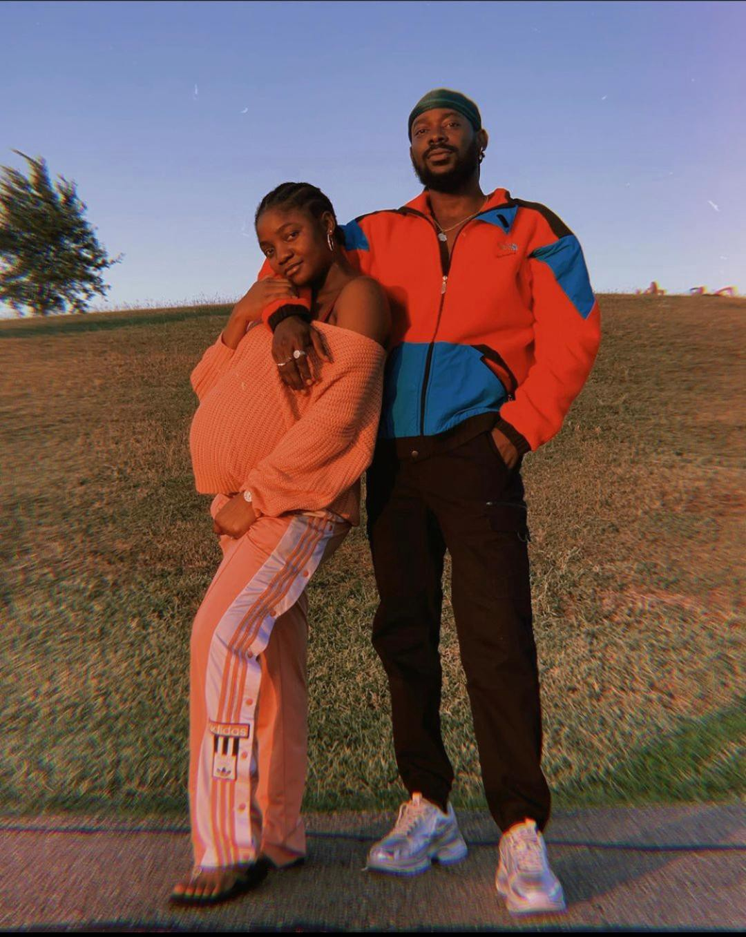Adekunke Gold slept with another lady when his wife, Simi was pregnant [PHOTOS]