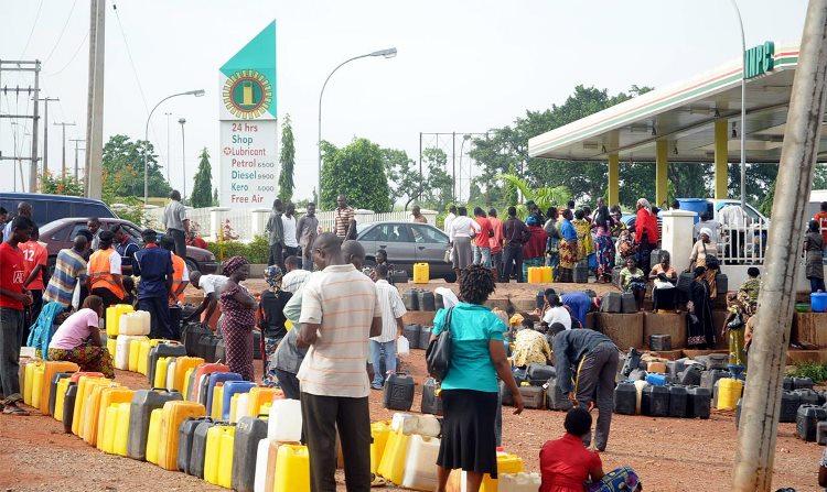 Petrol scarcity continues, transport fares increase by 100% Top Naija