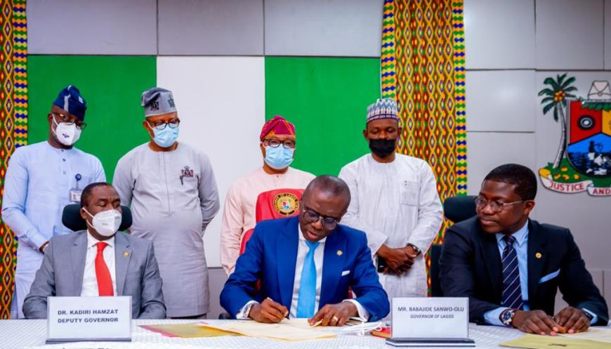 Sanwo-Olu approves 21-year jail sentence for cultists in Lagos
